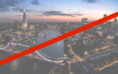 Abgesagt: London Reise 2020